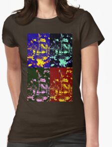 Eclectic Womens Fitted T-Shirt