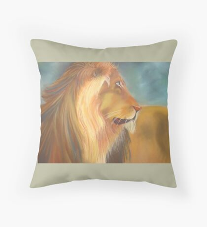 MGM Vegas Lion Throw Pillow