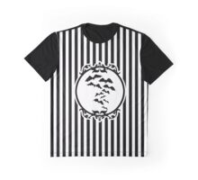 Stripes and Bats Graphic T-Shirt