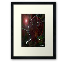 WATERING OTHERS Framed Print