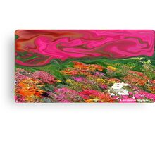 YOUR GIFTS - YOUR COLOURS Canvas Print