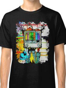 Saturday Morning Cartoons Classic T-Shirt