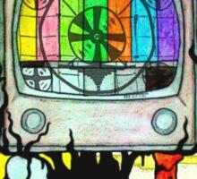 Saturday Morning Cartoons Sticker