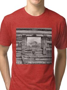 Picture Window 2 Tri-blend T-Shirt