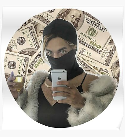 Joanne The Scammer - Money Poster