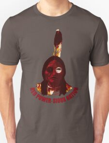 Red Power Unisex T-Shirt