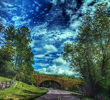 Blue Ridge Parkway No. 2 by Anthony M. Davis
