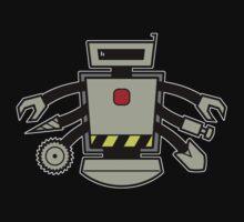 Vectorbot 006 Kids Tee