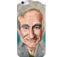 The Last Tribute for Robin Williams iPhone Case/Skin