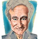 The Last Tribute for Robin Williams by sastrod8