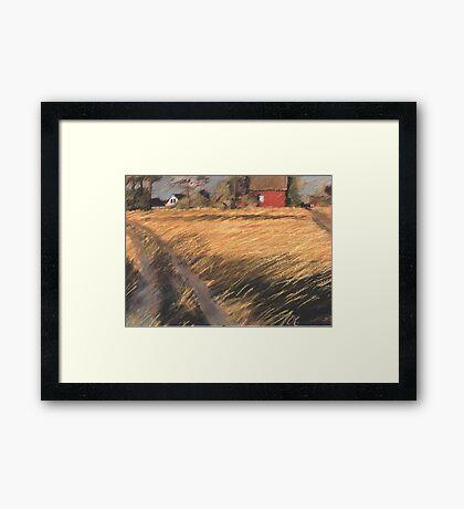 InselHaus Framed Print