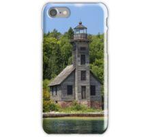 Grand Island Lighthouse 4 iPhone Case/Skin