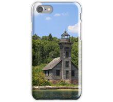 Grand Island Lighthouse 5 iPhone Case/Skin
