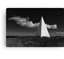 Emmanuel Head Beacon Canvas Print