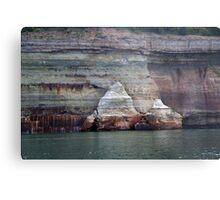 Pictured Rock National Lakeshore 1 Metal Print