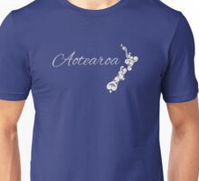 Aotearoa the land of the long white cloud Unisex T-Shirt