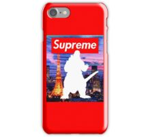 king of the monsters [90s variant ] iPhone Case/Skin