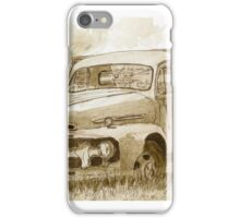 Forgotten Ford iPhone Case/Skin