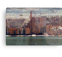 Pictured Rock National Lakeshore 3 Metal Print