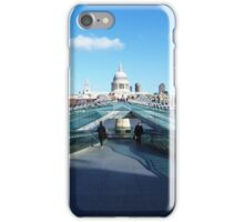 St Pauls - Millennium iPhone Case/Skin