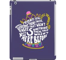 Mrs. Potts iPad Case/Skin