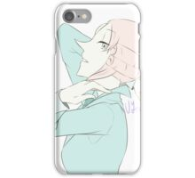 Old fashioned Pearl iPhone Case/Skin