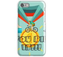 triathlon  iPhone Case/Skin
