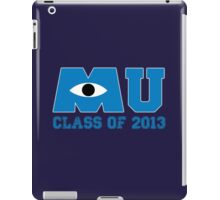 MU Class of 2013 iPad Case/Skin
