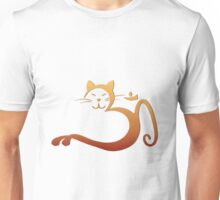 Om Kitty - Henna Fade Unisex T-Shirt