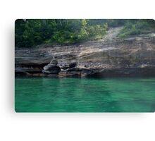 Pictured Rock National Lakeshore 7 Metal Print