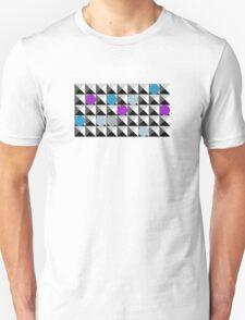Pyramids and Circles Unisex T-Shirt