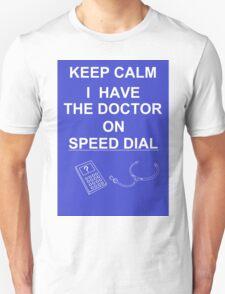 KEEP CALM  MK MMXVI Unisex T-Shirt