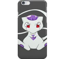 mew frieza crossover iPhone Case/Skin