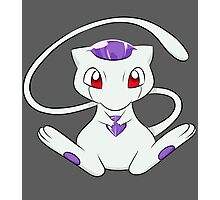 mew frieza crossover Photographic Print