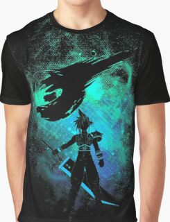 Ex soldier Art Graphic T-Shirt