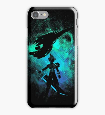 Ex soldier Art iPhone Case/Skin