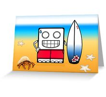Summer Fun (complete) Greeting Card