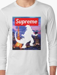 king of the monsters [2000 variant] Long Sleeve T-Shirt