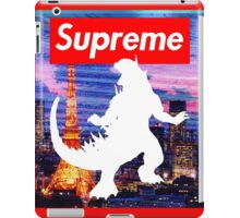 king of the monsters [2000 variant] iPad Case/Skin