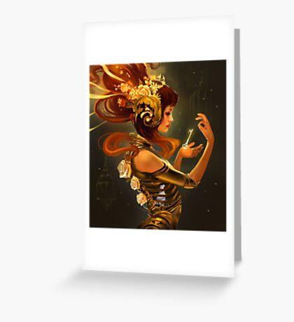 Key to Inner Self Greeting Card
