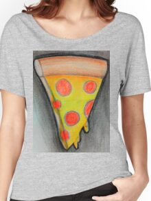 Pizza Women's Relaxed Fit T-Shirt