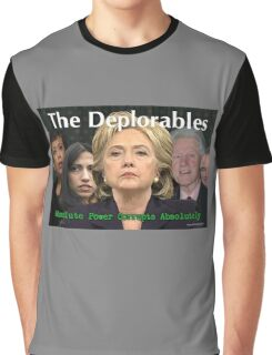 The Deplorables Graphic T-Shirt