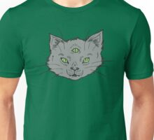 3 Eyed Kitty Flash-LIMITED TIME ONLY Unisex T-Shirt