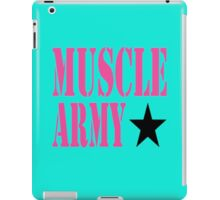 MUSCLE ARMY iPad Case/Skin