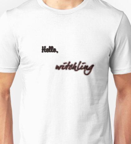 Hello, witchling Unisex T-Shirt