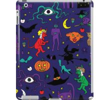 Retro Halloween iPad Case/Skin