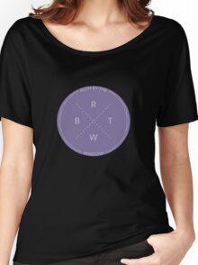 RBTW PURPA CIRCA Women's Relaxed Fit T-Shirt
