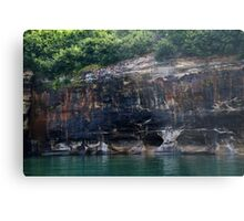 Pictured Rock National Lakeshore 10 Metal Print