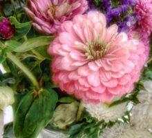 Septemer Bouquet Sticker