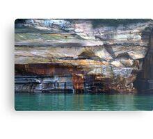Pictured Rock National Lakeshore 11 Metal Print